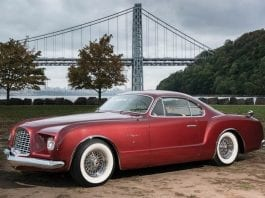 An Idea Car – 1952 Chrysler D'Elegance by Ghia – To be sold by RM Sotheby's at their 'Icons' sale in New York on 6th December 2017 with an estimate of £682,000 to £834,000 ($900,000 to $1.1 million, €771,000 to €943,000 or درهم3.3 million to درهم4 million)