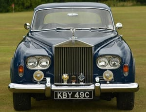 1965 Rolls Royce Silver Cloud III Flying Spur FI 1