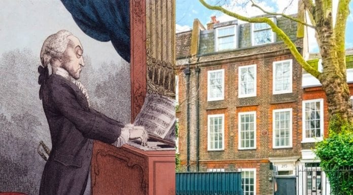Rule, Britannia! £6.45 million for 215 Kings Road, Chelsea, London, SW3 5EH, United Kingdom – For sale with Knight Frank and once home to 'Rule, Britannia!' and 'A-Hunting We Will Go' composer Thomas Arne and later Shakespearean actress Dame Ellen Terry.