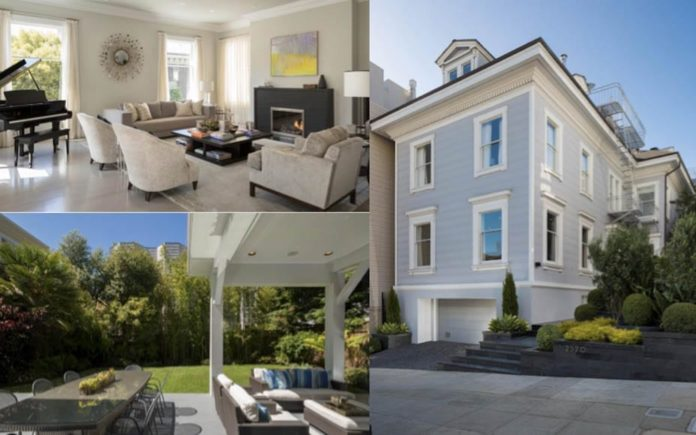 Peaking in Pacific Heights – 2370 Washington Street, Pacific Heights, San Francisco, California, CA 94115, United States of America – For sale for $10.5 million today (£8.2 million, €9.3 million or درهم38.6 million) through Neal Ward Properties