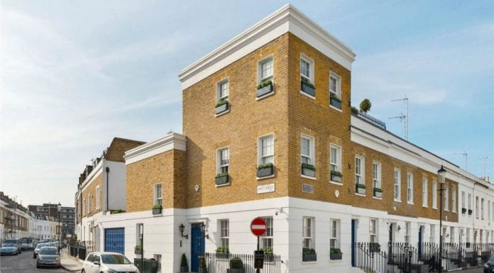 Raising Walton Street – 37–39 Walton Street, Chelsea, London, SW3 – Price rise from £5,025,000 to £18,500,000 – Strutt & Parker