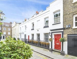 The justice of house prices – 5 Justice Walk, Old Chelsea, London, SW3 5DE, United Kingdom