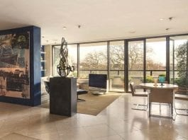 A Sloane Home – Fourth floor penthouse, 90 Eaton Square, Belgravia, London, SW1W 9AG – For sale through Strutt & Parker for £27.5 million ($36.6 million, €31 million or درهم134.5 million) – Part of building that home of Sir William Gilbert (1836 – 1911) from 1907 until 1911 and presented as a 1980s timewarp