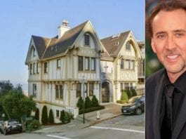 A Caged Crib – 898 Francisco Street, Russian Hill, San Francisco, California, CA 94109, United States of America – Former home of actor Nicolas Cage – For sale for £8.8 million ($12 million, €10 million or درهم44.1 million) for the main house plus £2.6 million ($3.5million, €2.9 million or درهم12.9 million) for the adjoining plot – Total price: £11.4 million – Listed by Debi Dicello of Sotheby's International Realty.