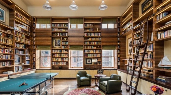 A Charitable Crib – 11 13 West 10th Street, Greenwich Village, New York, NY 10011 – For sale through Brown Harris Stevens for £47.7 million ($59.5 million, €56.3 million or درهم218.5 million) – Home of Bear Stearns banker Warren J. Spector and his late wife actress Margaret Whitton (1949 – 2016)