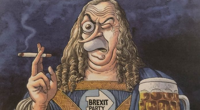 A Divided Nation – European Election results show how divided we are – Matthew Steeples suggests last night's European Election results leads to only one conclusion as to how we can move forward.