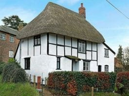 A Treble Two – Fussells Cottage, Green Gate Road, Wedhampton, Devizes, Wiltshire, SN10 3QB – For sale in March 2017 with Hamptons for £400,000 ($497,000, €460,000 or درهم1.8 million), up 129% from what it sold for in 2014