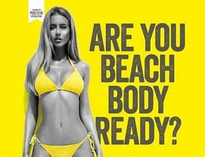 A body of cause - Protein World Arjun Seth Are you beach ready?