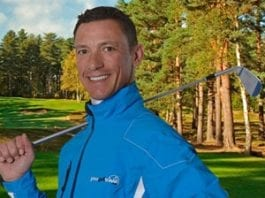 A round with Frankie - Frankie Dettori and Your Golf Travel annual golf day at The Berkshire on 15th June 2015