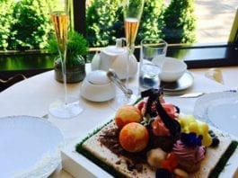 """A summery tea - The InterContinental London Park Lane's """"Scents of Summer Afternoon Tea"""""""