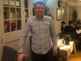 Supporting Giovanni – Giovanni restaurant, 6 Yeoman's Row, SW3 2AH – Matthew Steeples criticises 'Evening Standard's' Benedict Moore-Bridger for his unjustified attack on the Knightsbridge restaurant Giovanni.