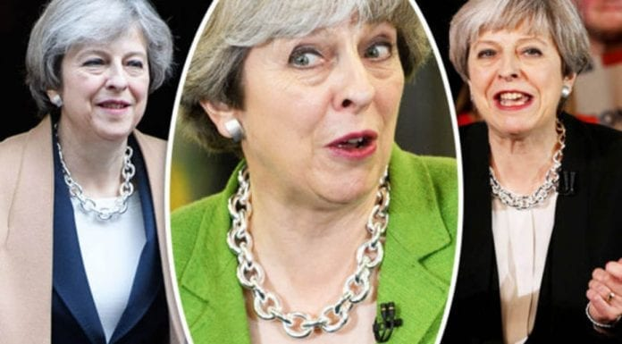 All Fool Theresa – The biggest idiot this April Fool's Day has to be Theresa May suggests Matthew Steeples; we are also all idiots for continuing to put up with her.