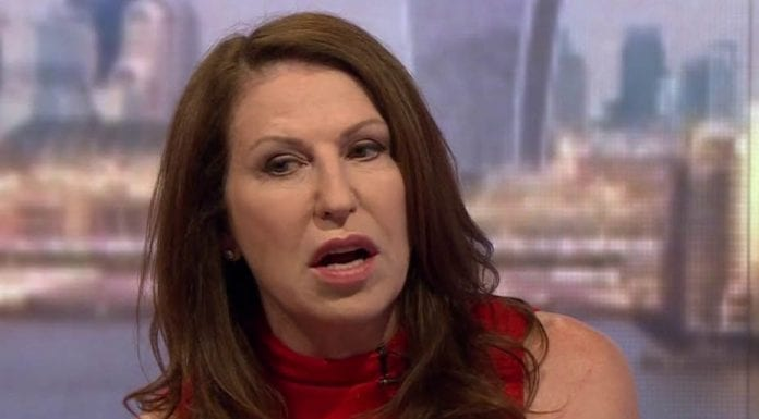 Wally of the Week – Daily Mail columnist Amanda Platell on blacking up – Amanda Platell proves herself to be nothing but a tasteless bigot with a mouth the size of Australia and a brain the size of a pea.