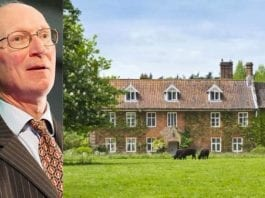An MP's Manor – Swannington Manor, Manor Drive, Swannington, Norwich, Norfolk, NR9 5NR – For sale with Savills for £3 million ($3.8 million, €3.5 million or درهم13.8 million) – Home to The Rt. Hon. The Lord Prior of Brampton