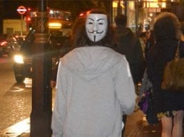 Picture of the Week: The anachronism of anarchy
