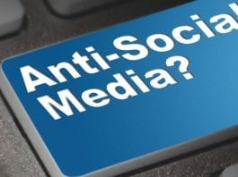 Anti-Social Media – The law needs to be updated with regard to what is acceptable on social media; businesses such as Facebook and Twitter need to equally be held to account