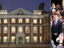 Anything But Liberal – Mansion House, 4 Cowley Street, London, SW1P 3NB, United Kingdom – Former Liberal Democrats headquarters for sale for the somewhat reduced but still anything but liberal sum of £36 million ($46.9 million, €41 million or درهم172.1 million). Developed by Saigol DDC and price includes a Rodin bronze sculpture.