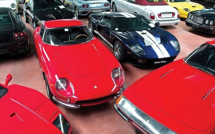 """Anything Goes – Between 25th and 27th of November 2016, RM Sotheby's will hold what they call their 'Duemila Ruote' sale at Fiera Milano, Milan. Over 800 lots will be offered as part of an auction that will be the """"largest, automotive-themed private collection sale ever staged in Europe"""" and none will have reserves."""