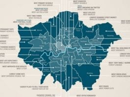 Best and the worst of each London neighbourhood - Thrillist - Kensington and Chelsea - wealth and poor air