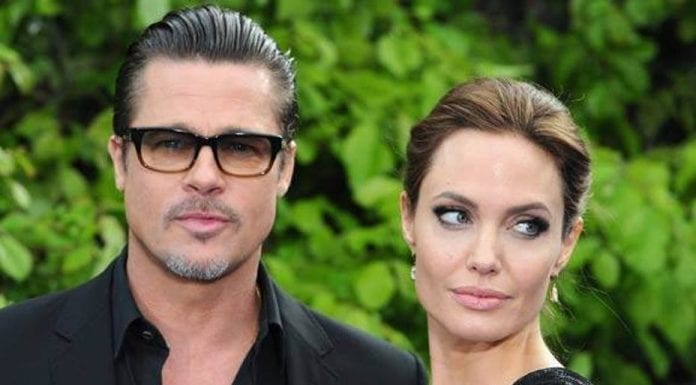 Toasting Bye, Bye to Brangelina – It's simply a case of: 'Who gets the winery?'