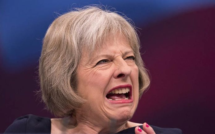 Brexit May Fail – Theresa May secretly caught admitting Brexit may fail the country and in doing so proves herself as nothing other than power hungry
