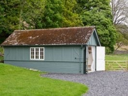 Britain's most expensive hut? Peasecroft, Silver Bank, Coniston, Cumbria, LA21 8HW
