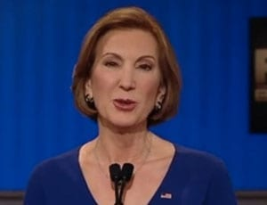 Wally of the Week: Carly Fiorina