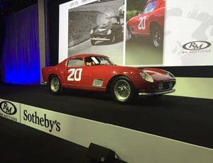 Cleaned out – RM Sotheby's London sale 2015