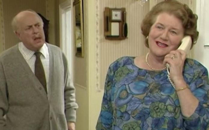 Is That The Chinese Takeaway? Clive Swift – Richard Bucket – dies – A tribute to Clive Swift, better known as Richard Bucket in the classic sitcom 'Keeping Up Appearances""