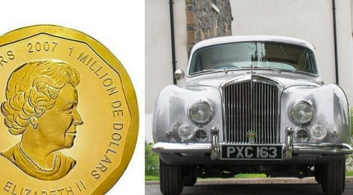 Coins Not Cars – Coutts Index 2017 reveals 1.2% increase for passion assets – It is coins and not classic cars that are the better performing 'passion assets'