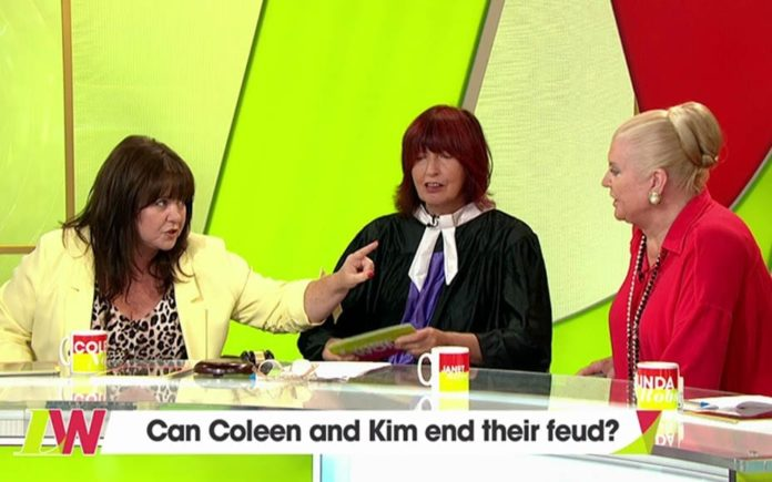 Lose the Loose – Loose Women should be scrapped – Matthew Steeples suggests enough is enough after 'Loose Women's' latest scandal; ITV should scrap this repugnantly gross TV show in the wake of the Coleen Nolan – Kim Woodburn debacle.