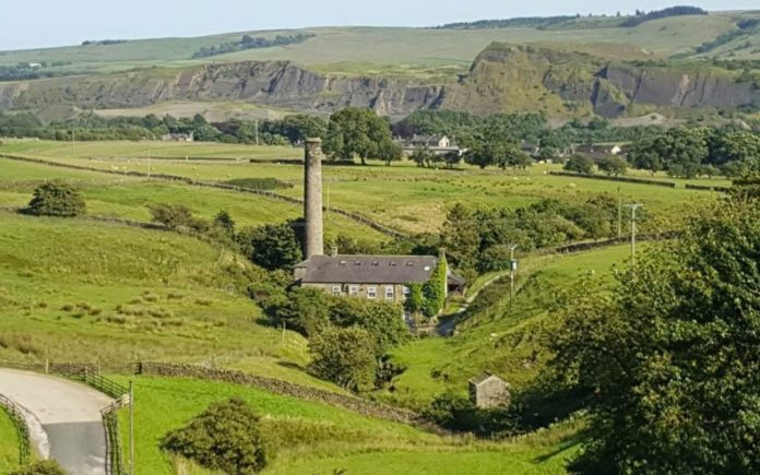 Chim Chim Cher-ee, Chim Cher-oo! Crown Spindle Mill, Pasture Road, Embsay, Yorkshire, BD23 6PR – For sale through Harrison Boothman for £975,000 ($1.3 million, €1.1 million or درهم4.7 million)