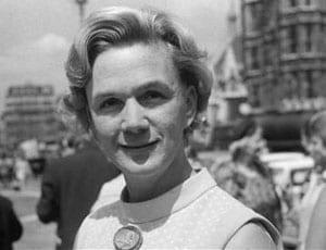 Dame Elaine Kellett Bowman FI 1
