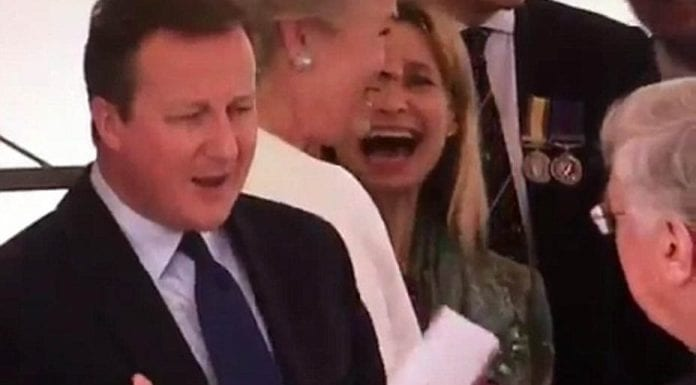 """May It Haunt Her – David Cameron on Philip Hammond's budget: """"Breaking a manifesto promise is stupidity"""""""