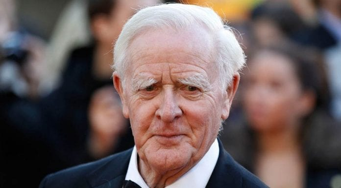 Hero of the Hour – Novelist David Cornwell (AKA John le Carré)