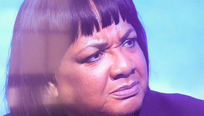 Polling a Pillock – Dimwit Diane Abbott MP admits she doesn't understand polls and thus doesn't pay attention to them.