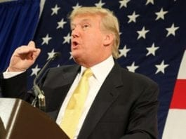 Modest as ever – Donald Trump actually thinks he will win