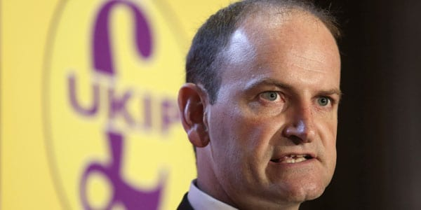 Douglas Carswell UKIPs first Member of Parliament 1