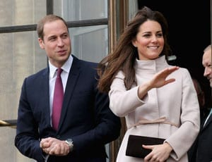 Duke and Duchess of Cambridge FI 1