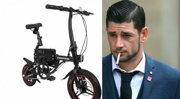 Turn Off The Power: E-biker Thomas Hanlon on trial for careless driving – The trial of an E-biker who allegedly killed a pedestrian is proof that these menacing machines should be banned or at least regulated.