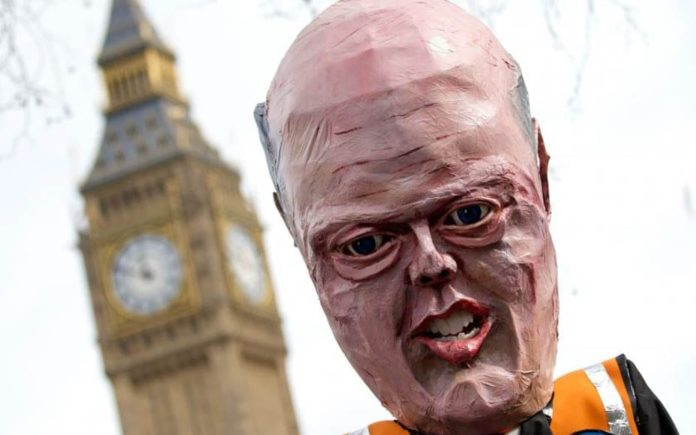 Failing Grayling – Transport secretary Chris Grayling must go – Transport secretary Chris Grayling has yet again messed up and with news that he has botched the Brexit ferry deal, he must go.