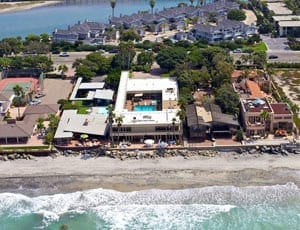 Far from moderation - 2936 Ocean Front, Del Mar, California, CA 92014, United States of America - Home of diet guru Jenny Craig