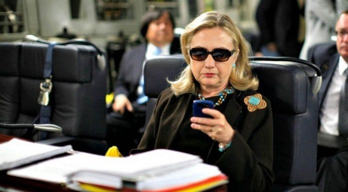 Forget the emails – As the opinion website Vox.com exposes why Hillary Clinton's email scandal doesn't actually matter that much; we suggest it's time American voters moved on and it's time they dumped The Trump