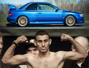 Former world boxing champion Hamed was jailed for 15 months in 2005 after crashing his McLaren-Mercedes at 90mph in Sheffield
