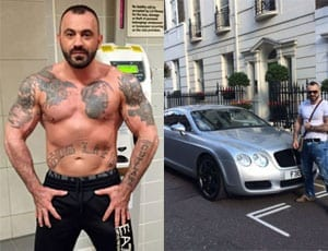 Wally of the Week: George Claudiu Albu – Romanian Bentley driver charged with killing Quadron gardener Chris Jones