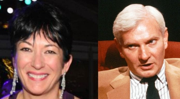 With Friends Like These… Ghislaine Maxwell and Harvey Proctor – Ghislaine Maxwell's relationships with sexual deviants were not limited to just Jeffrey Epstein; previously linked to ex-MP Harvey Proctor.