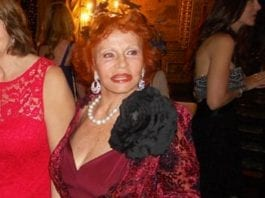 Gianna Lahainer (AKA 'The Merry Widow', also known as Gina Lombardi)