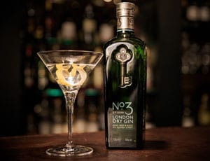 Gin is in - Brands like No. 3 - owned by Berry Bros. & Rudd - have led the way in creating a revival in interest in gin