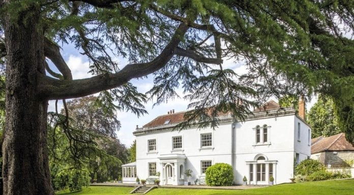 Golf in the Garden – Bullpits, Bourton, Gillingham, Dorset, SP8 5AX – Country house for sale through Savills complete with 18 hole golf course – £2.85 million ($3.5 million, €3.3 million or درهم12.8 million)