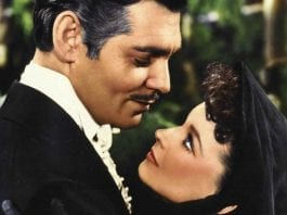 Gone with the Joseffs – Vivien Leigh's necklace and Clark Gable's cigarette case from 'Gone with the Wind' to be sold at auction in Los Angeles by Julien's Auctions on 17th and 18th November.